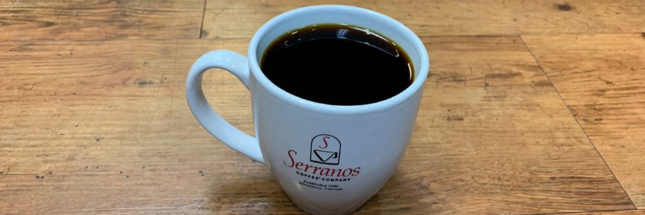 About Serranos Coffee